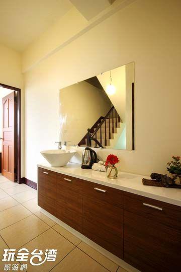 三樓浴室&盥洗台