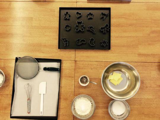 手工餅乾D.I.Y 課程 相片來源:埔里民宿~熊麋鹿了幸福手作民宿