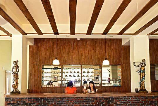 幸福餐廳空間 相片來源:屏東民宿.幸福莊園庭園民宿