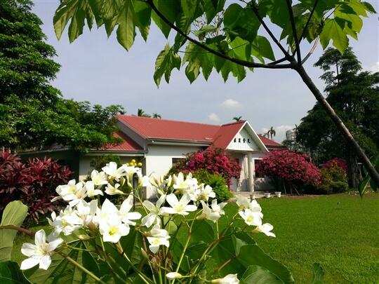 相片來源:屏東民宿.幸福莊園庭園民宿