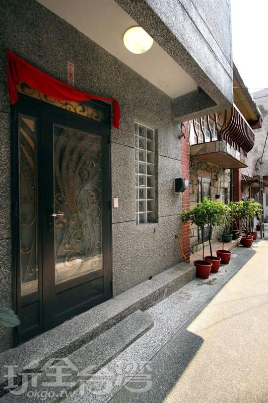 民宿外觀 相片來源:九份民宿~和風小築民宿