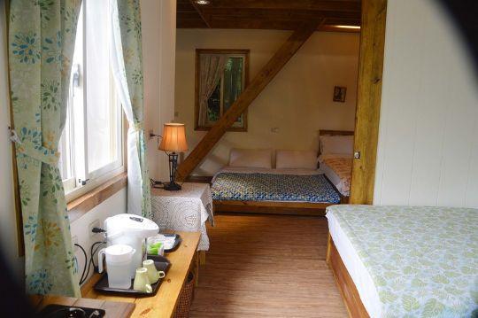 木屋二人房