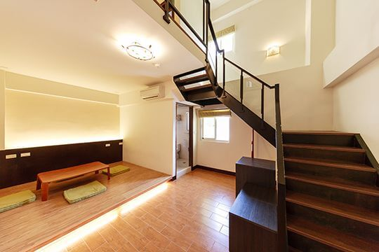 VIP星光樓十人房 相片來源:墾丁綠院子民宿