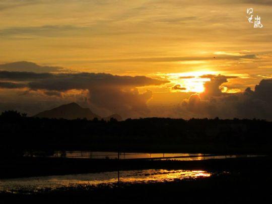 星嵐的晨曦 相片來源:礁溪星嵐民宿