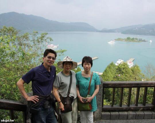 紅茶工房賓客遊湖趣 相片來源:日月潭民宿~紅茶工房
