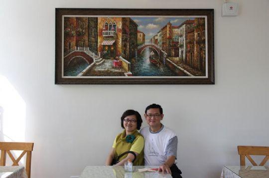幸福的感覺‧美好的滋味 ~就在紅茶工房 相片來源:日月潭民宿~紅茶工房