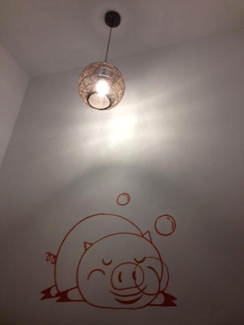 走廊睡懶豬 相片來源:墾丁Pig House二館 包棟主題民宿