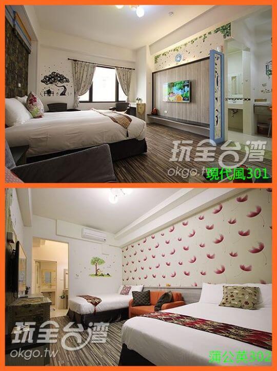 3樓301+302 相片來源:埔里六個夏天民宿
