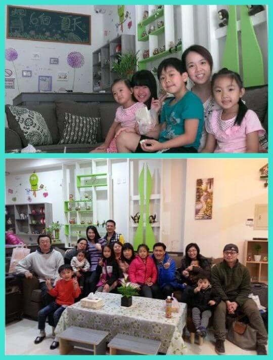 家族旅遊 相片來源:埔里六個夏天民宿