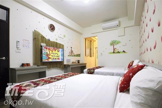 302 相片來源:埔里六個夏天民宿