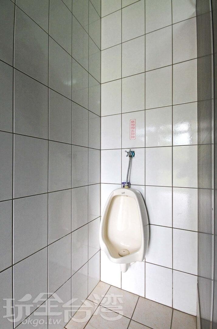 共用衛浴-草皮區