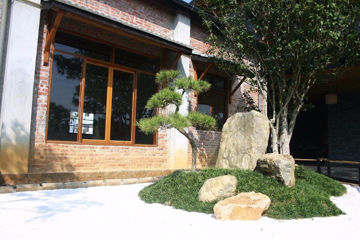 園區環境 相片來源:木協台灣檜木坊