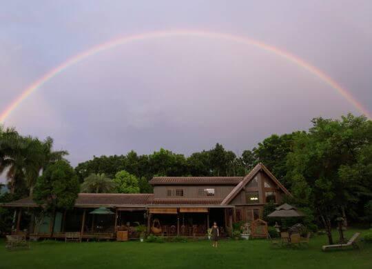 米多绿彩虹 相片來源:米多綠森林民宿