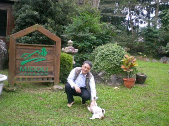 2013年3月訪客 相片來源:米多綠森林民宿