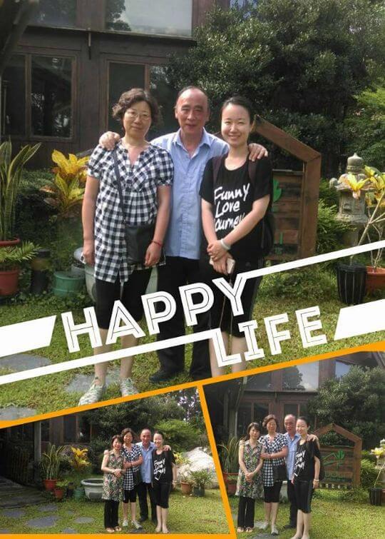2015/5.6月房客留言 相片來源:米多綠森林民宿