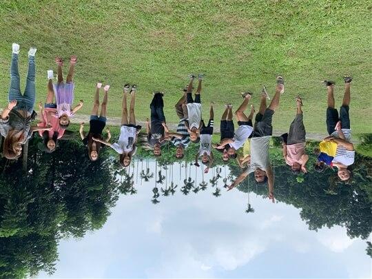 2019.9月訪客留言 相片來源:米多綠森林民宿