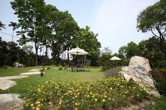 園區 相片來源:米多綠森林民宿