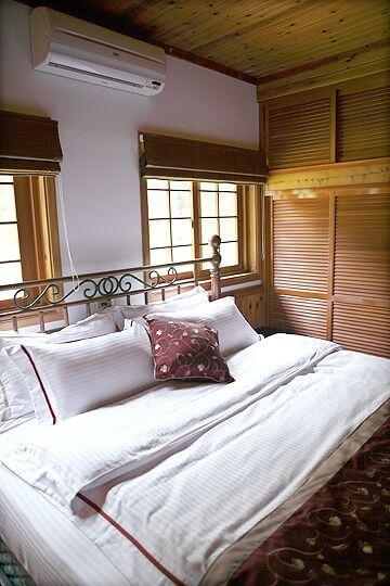 二人套房 相片來源:米多綠森林民宿