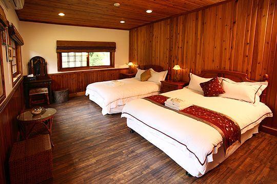四人套房 相片來源:米多綠森林民宿