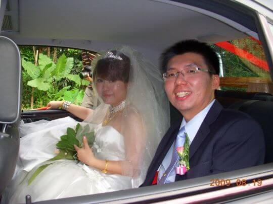 【米多綠八月新娘特輯】 相片來源:米多綠森林民宿
