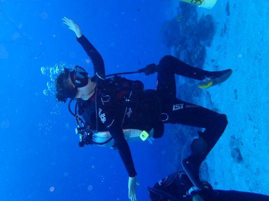 體驗潛水 相片來源:綠島綠海城堡民宿