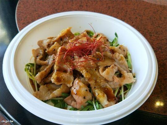 *松板豬佐松露醬* 相片來源:淺田屋日式料理