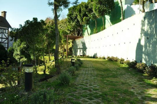 民宿後花園3
