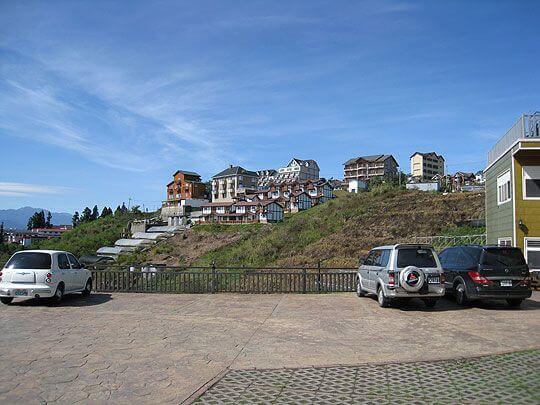 小米家園前的美景  相片來源:清境家園景觀山莊