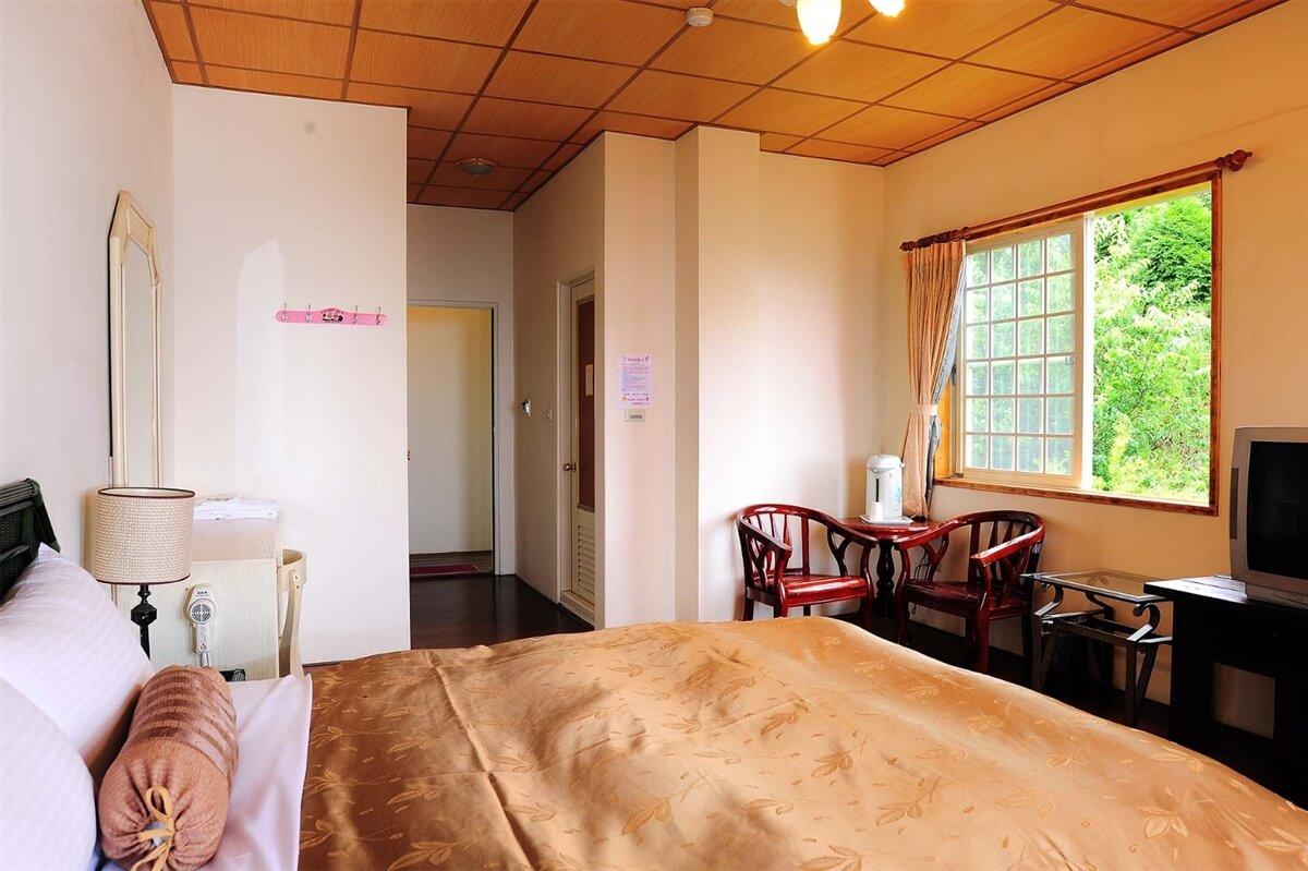 景觀兩人房 相片來源:清境家園景觀山莊
