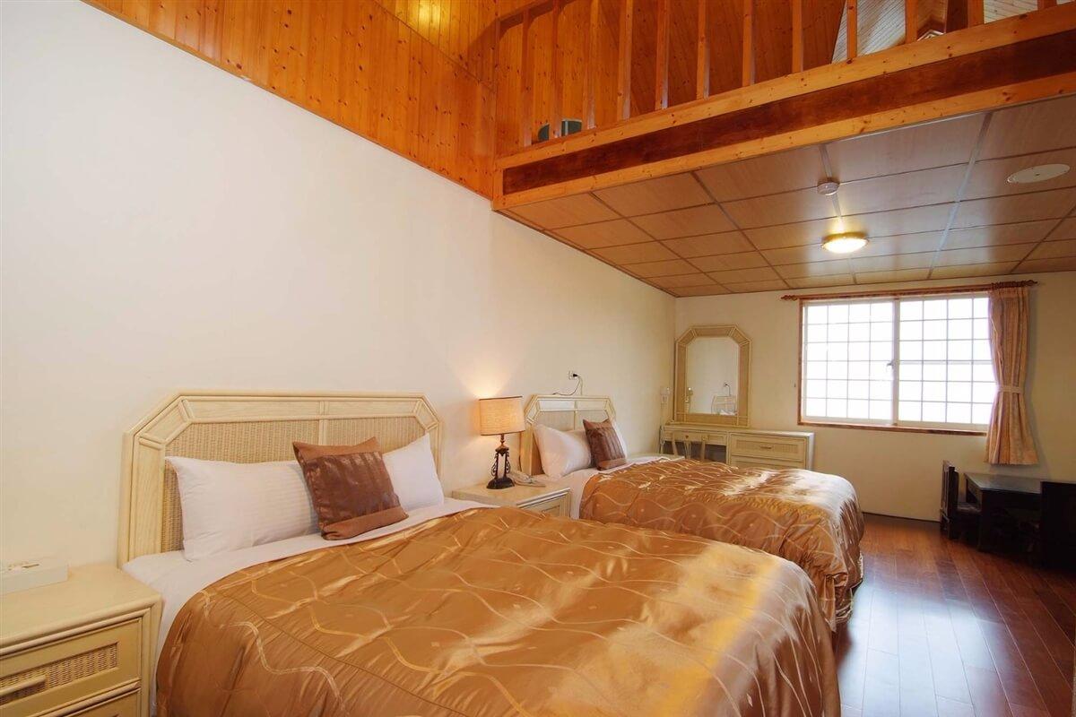 景觀四人樓中樓 相片來源:清境家園景觀山莊