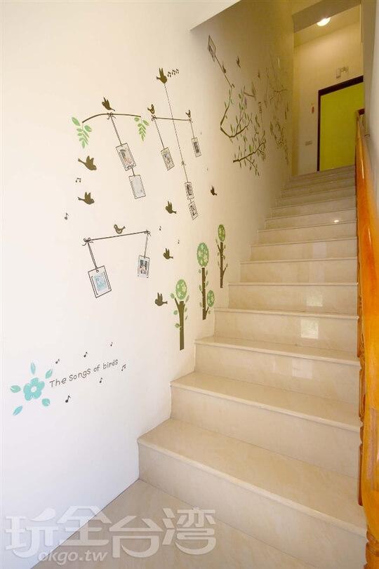 相片來源:綠島民宿‧嚕嚕米的家