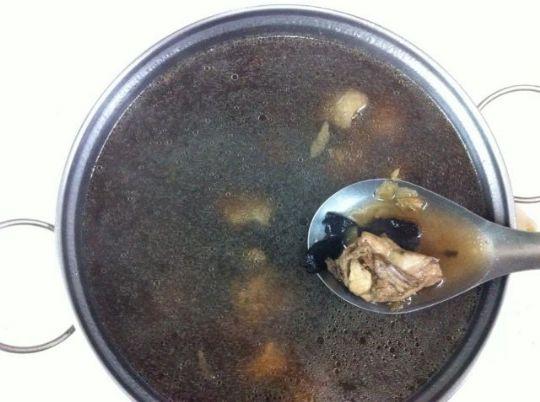 老菜圃雞湯