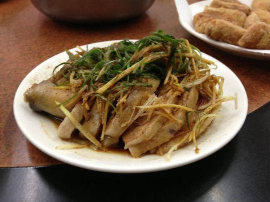 蔥油土雞 (2)