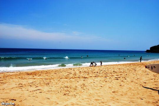 山水沙灘 相片來源:蔚藍海澎湖民宿