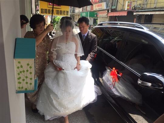 幸福迎娶 相片來源:台北淡水捷運民宿‧這一站幸福民宿