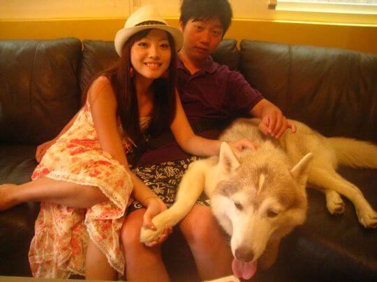 2010.8.14林小姐2人入住蛋屋 相片來源:墾丁寵物民宿.哈CHEESE