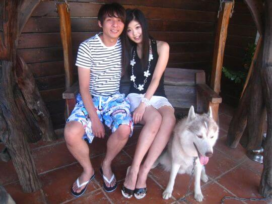 2010.10.30黃小姐2人入住船屋 相片來源:墾丁寵物民宿.哈CHEESE