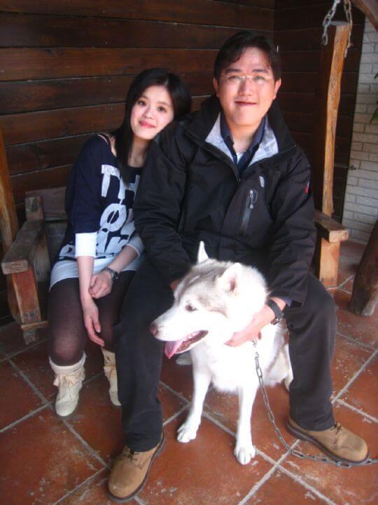 2011.1.22周先生2人+2狗入住樹屋 相片來源:墾丁寵物民宿.哈CHEESE