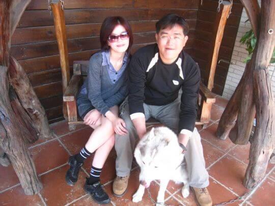 2011.2.5~2.6周先生2人+3狗入住通鋪 相片來源:墾丁寵物民宿.哈CHEESE