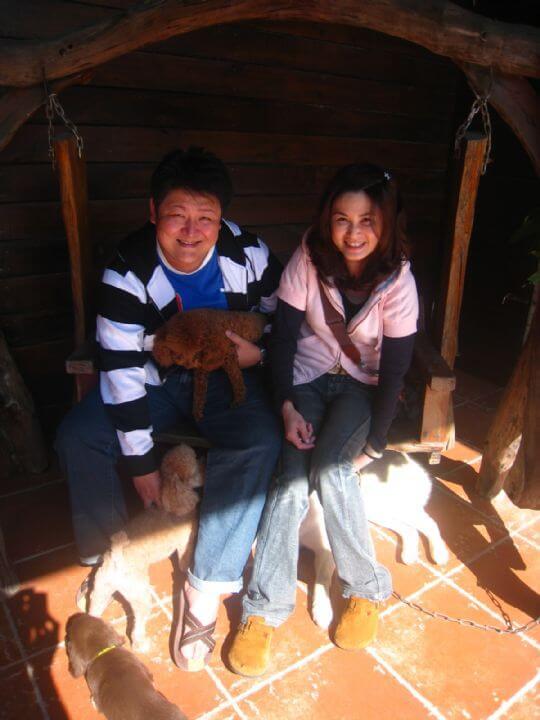 2011.2.25應先生2人+3狗入住船屋 相片來源:墾丁寵物民宿.哈CHEESE