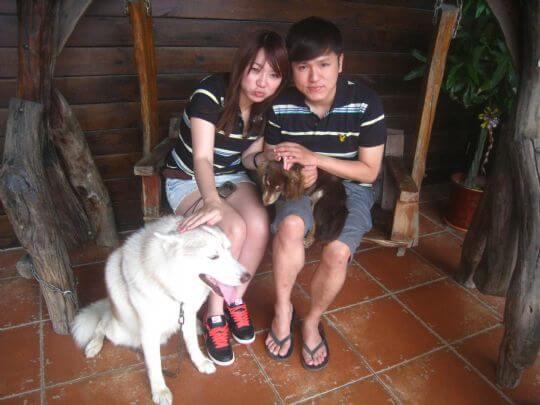 2011.5/27劉小姐2人入住樹屋 相片來源:墾丁寵物民宿.哈CHEESE
