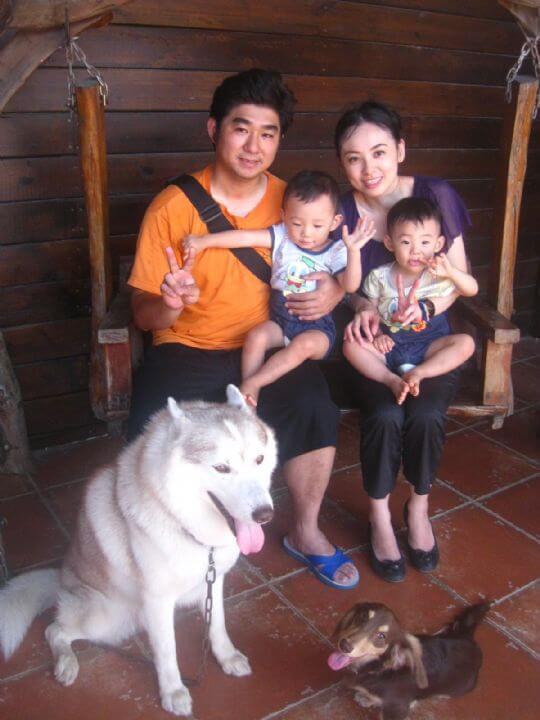 2011.6/5~6陳小姐4人入住通鋪 相片來源:墾丁寵物民宿.哈CHEESE