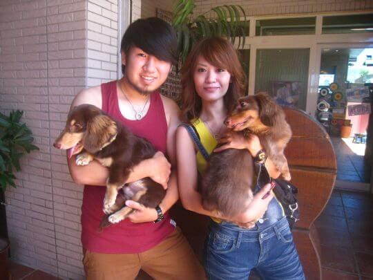 2011.6/22侯先生2人+1狗入住蛋屋 相片來源:墾丁寵物民宿.哈CHEESE