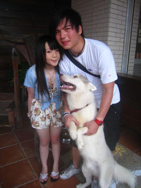 2010.7.21徐先生2人住船屋(from香港) 相片來源:墾丁寵物民宿.哈CHEESE