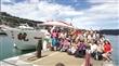 包船團體遊客