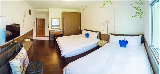 相片來源:阿里山湘庭觀景渡假民宿