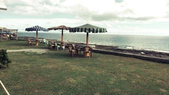 一望無際的大海 相片來源:蘭嶼好望角渡假村