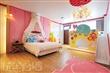 ‧1-2粉紅甜心親子滑梯房