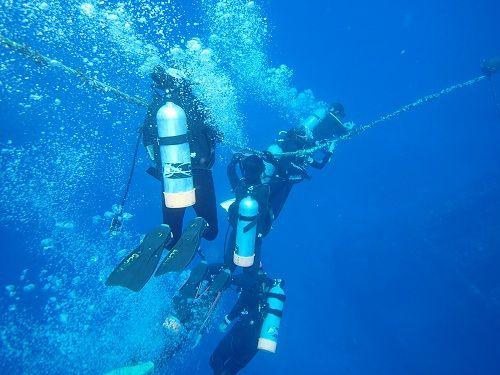 潛水照片 相片來源:綠島長泰海景民宿