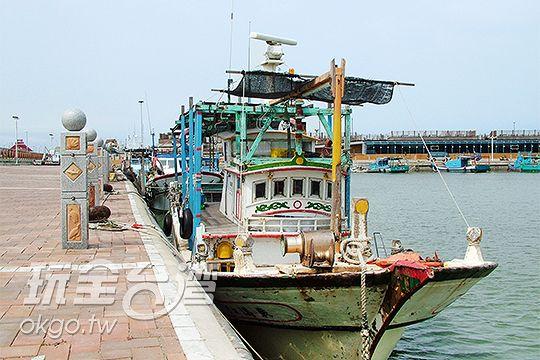 後龍外埔漁港